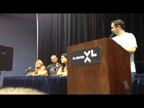 Spartacus Hartford Comic Con Panel