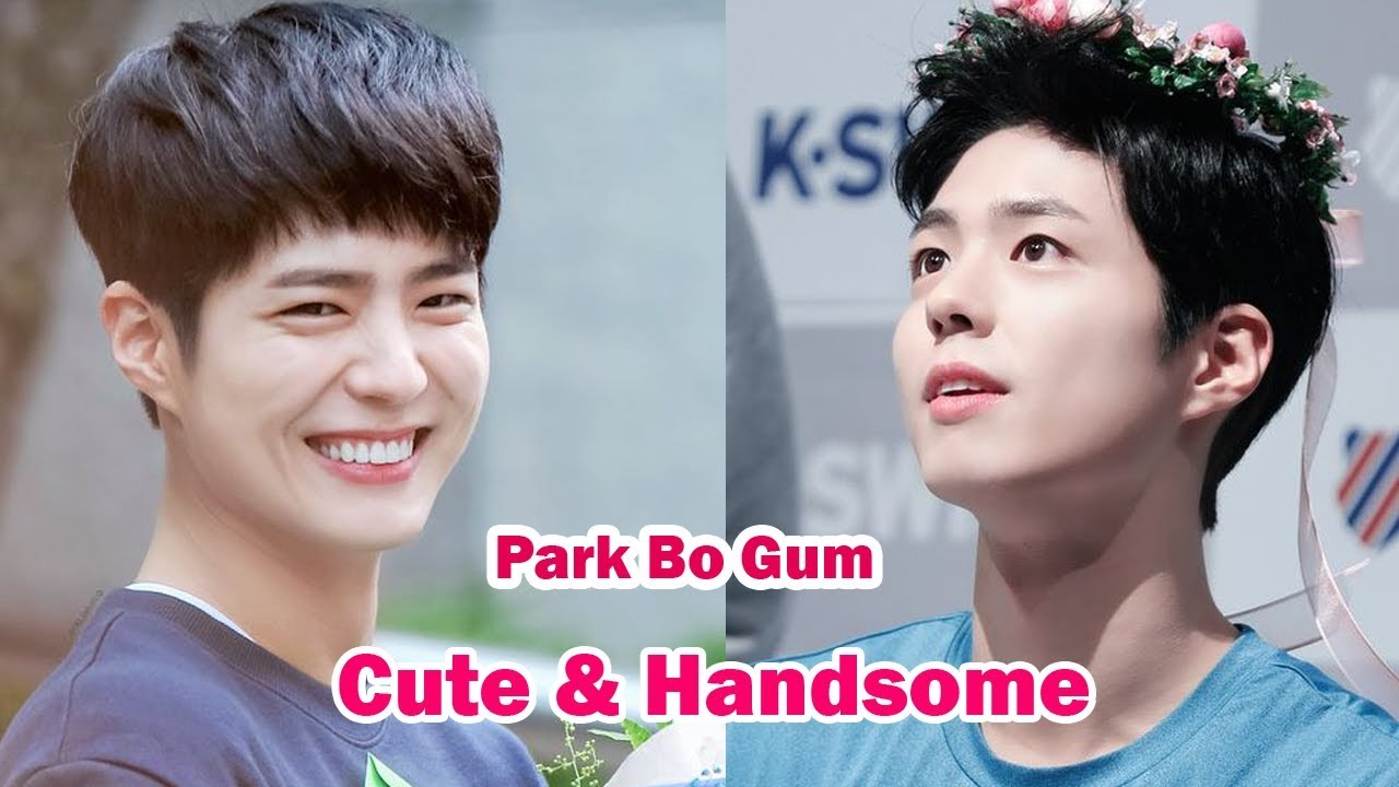 Park Bo Gum Maybe im the person you soon to forget or