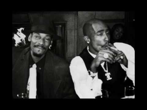 2Pac feat Snoop Dogg - Street Life HD