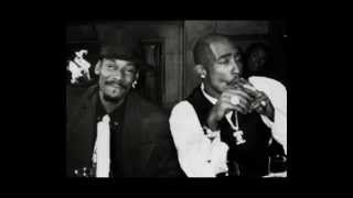 2Pac feat Snoop Dogg - Street Life HD