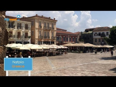 Nafplio, the first capital of Greece (sights and information)