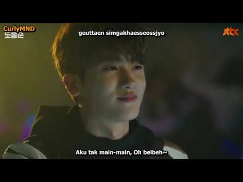 [INDO SUB] Vromance Ft. Obroject - Am I In Love? (OST Strong Woman Do Bong Soon)