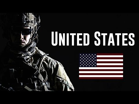 """United States Military Power 2018 /  U.S Armed Forces •  """"We carry democracy """""""