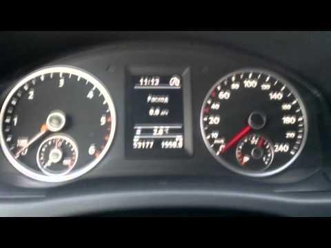 Обзор Wolksvagen Tiguan 2 0 TSI дизель VW