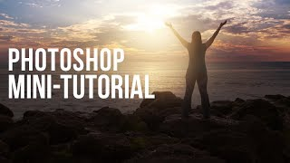 Photoshop Mini-Tutorial: Dramatic Skies