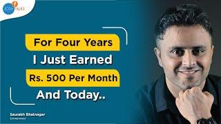 How A 20-Year-Old Used 'Jugaad' To Become An Entrepreneur   Saurabh Bhatnagar   Josh Talks