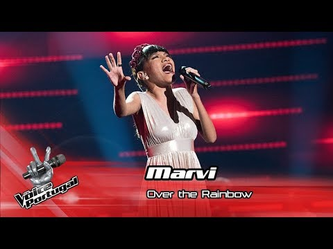 Marvi - 'Over the rainbow'   Final   The Voice Portugal