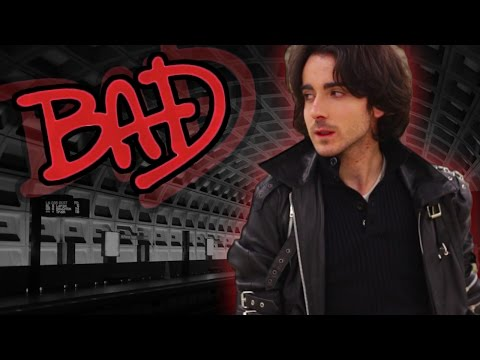 Michael Jackson - Bad   Perfomed By Alex Blanco   Dancing In Madrid's Metros