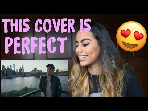 Perfect - Leroy Sanchez (Cover) - (Reaction)