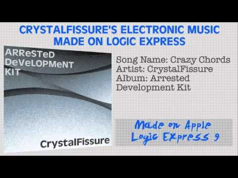 CrystalFissure\'s Music - #10 - Crazy Chords - YouTube