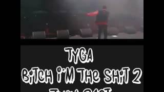 Tyga - #Bitchimtheshit2 [MixTape Promo]