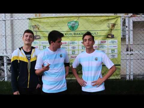 Gazi City Best FC - Eratspor / İddaa Rakipbul Ligi / Gaziantep / Basın Toplantısı