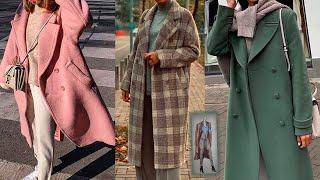 СТИЛЬНЫЕ ПАЛЬТО В СЕЗОНЕ 2021 мода для женщин за 50