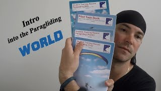 Paragliding: Intro in to the Paragliding world.