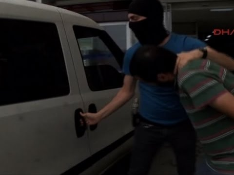 Raw: Suspects Detained After Istanbul Raids