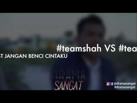 Zahirah Macwilson & Saharul Ridzwan nyanyi lagu OST Jangan Benci Cinta Ku