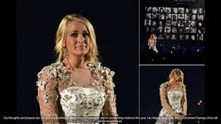 Carrie Underwood Breaks Down In Tears Over Tragic News She Shared Country Music Awards