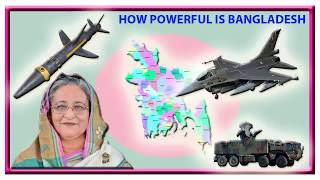 How Powerful is Bangladesh ?
