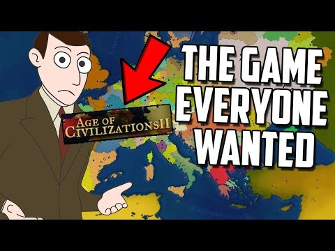 Age of Civilisations II The Game Everyone Wanted