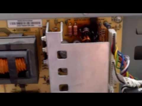 Lg tv wont power up