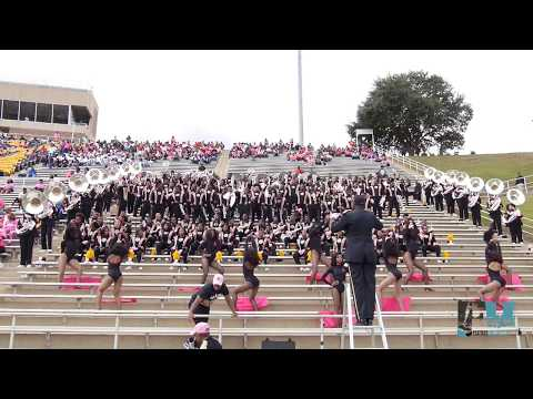 """HUMBLE"" 2017 Grambling State World Famed Tiger Marching Band"