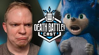 Sonic Broke Us... | DEATH BATTLE Cast #125