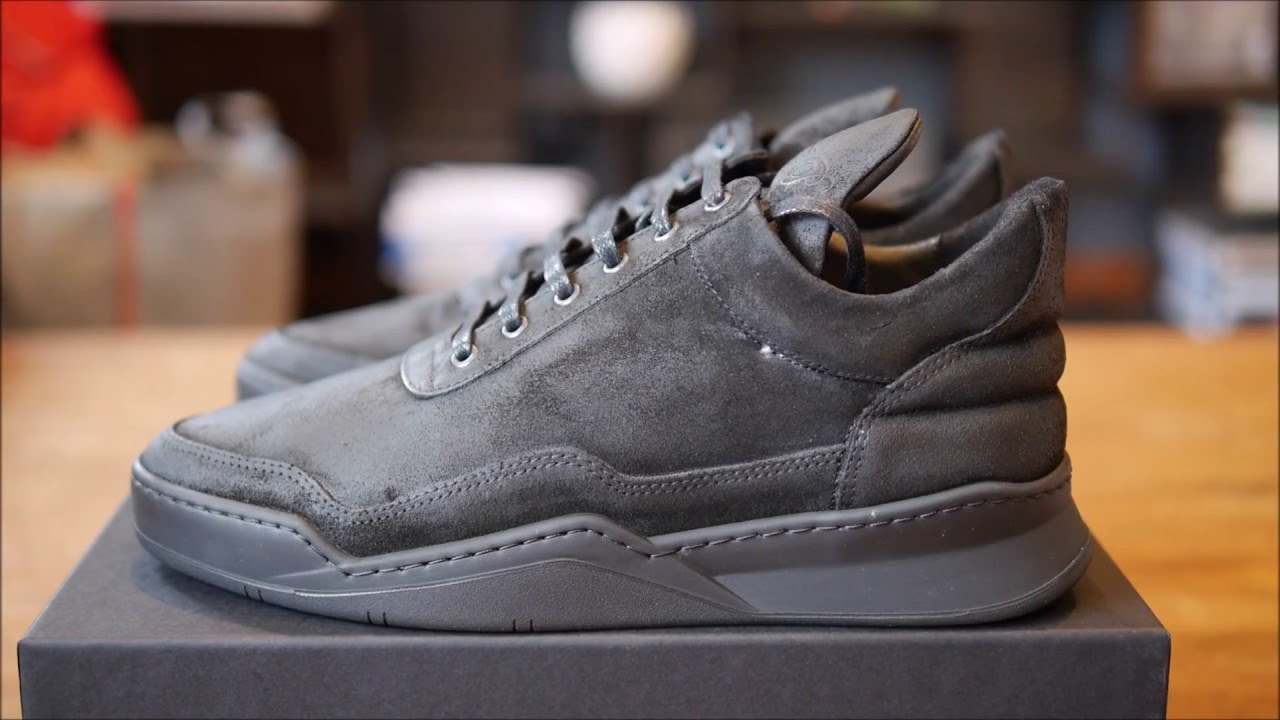 filling pieces low top ghost triple black unboxing. Black Bedroom Furniture Sets. Home Design Ideas