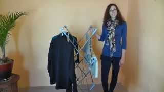 Moerman 3 Tier Folding Drying Rack