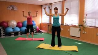 Bodyflex  Бодифлекс Тренировка с утяжелителем Середа Екатерина
