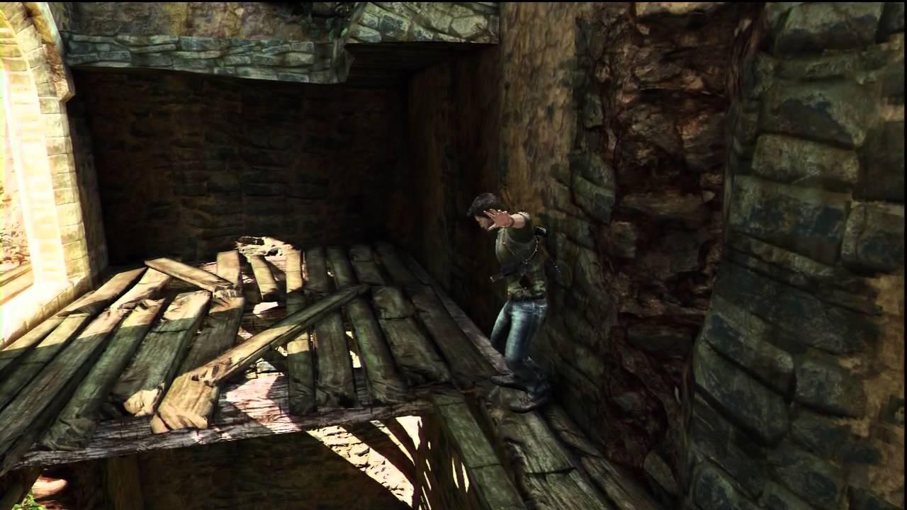 Uncharted 3 Treasure Locations: Treasure 30 Silver Rococo ...