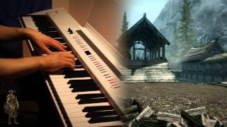 Skyrim - Ancient Stones (Piano) [Sheet Music]