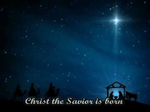 Silent Night - Casting Crowns with lyrics