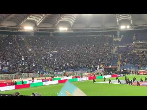 Finale Coppa Italia Atalanta vs Lazio 2019 Inno di Mameli