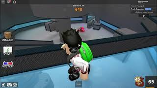 Roblox Muder The best match I've ever been