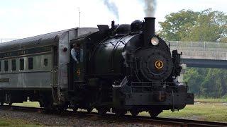 Baltimore & Ohio Railroad Museum Railfest Steam Days