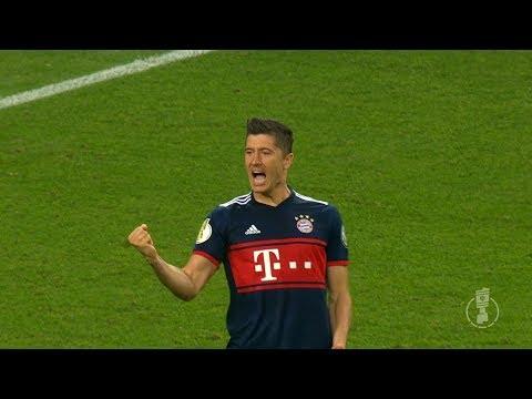 Robert Lewandowski vs RB Leipzig Away HD 1080i (25/10/2017) by 1900FCBFreak