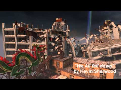 Die Rise BO2 Hidden song: We All fall down by Kevin Sherwood
