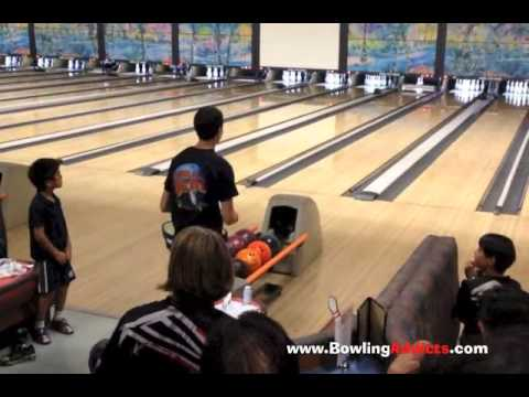 Anthony Schanen 300 Game on 6-22-13 at Jewel City Bowl in Glendale, CA