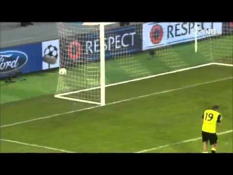 Football Globe   Zenit 2   4 Borussia Dortmund ٠ Highlights
