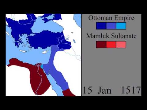 The Ottoman - Mamluk War (1516   1517): Every Fortnight