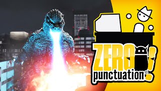 Godzilla - God-Awful-Zilla (Zero Punctuation)