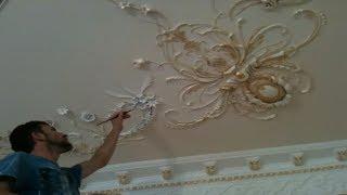 Creative Art Decoration _ Home decor _  Classic Barocco style