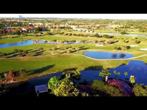 Lago Mar & Country Club | Plantation | Aerial Tour