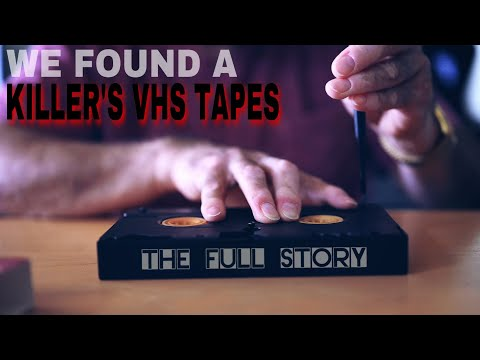 The Most Shocking Tape Ever Found (Full Story) Killer's VHS Footage