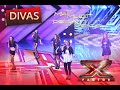 "Christina Aguilera, Lil' Kim, Mya, Pink - ""Lady Marmalade"". Trupa Divas, la X Factor!"