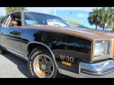 1979 Oldsmobile Cutlass W-30 for sale in Delray Beach, FL