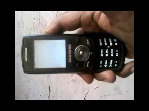 Samsung SGH-J700I Problem.