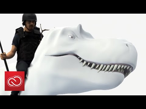 VFX Studio Makes Motion Control And CGI Look Easy | Adobe Creative Cloud