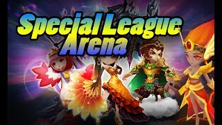 Summoners War - Special Leagues Arena feat. Fria/Mihyang/Ramagos/many more