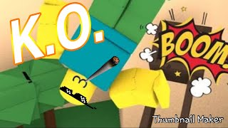Una compilación ragdoll con una pizca de juego - ROBLOX